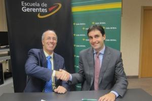 firma convenio CAJA RURAL2012-13